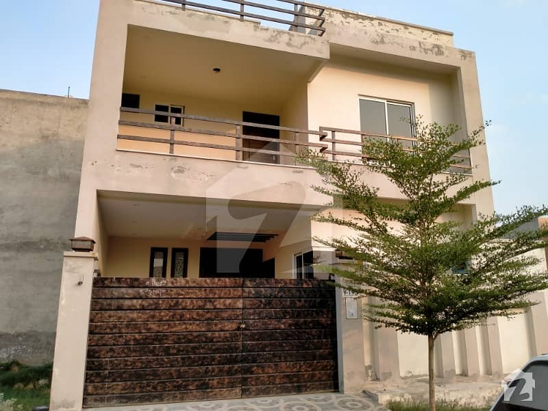 5 Marla Complete House For Rent At Eden Orchard