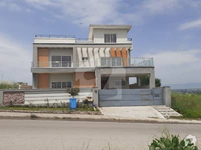 1 Kanal Brand New Full House For Sale In DHA Phase 5 Islamabad