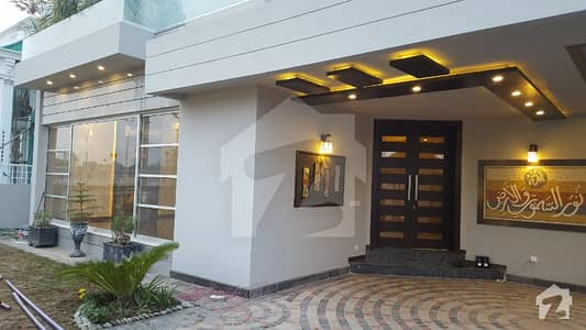 8 MARLA LUXURY BRAND NEW HOUSE FOR RENT