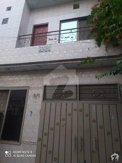 شیرشاہ کالونی - راؤنڈ روڈ لاہور میں 3 کمروں کا 3 مرلہ مکان 53 لاکھ میں برائے فروخت۔