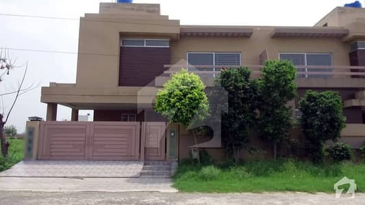 9 Marla House For Sale In E Block Of Bankers Avenue Cooperative Housing Society Lahore