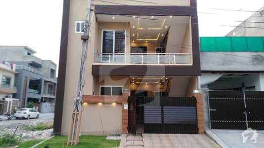 5 Marla Double Storey Brand New House For Sale In A Block Of Mohafiz Town Phase 2 Lahore