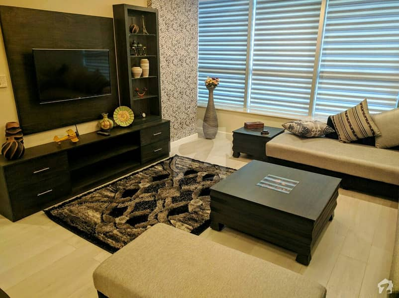 Fully Furnished Apartment Is Available For Rent
