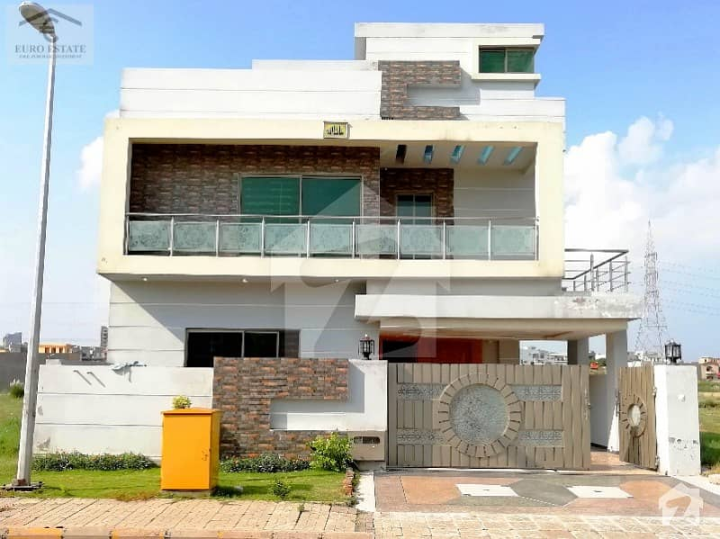 10 Marla Double Unit House Is Available For Sale