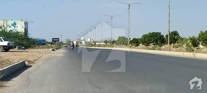 سینٹرل انفارمیشن کوآپریٹیو ہاؤسنگ سوسائٹی سکیم 33 کراچی میں 1.2 کنال کمرشل پلاٹ 5.5 کروڑ میں برائے فروخت۔