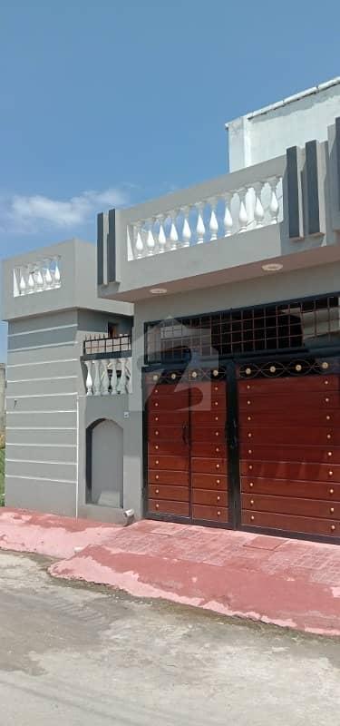 لہتاراڑ روڈ اسلام آباد میں 3 کمروں کا 4 مرلہ مکان 46 لاکھ میں برائے فروخت۔
