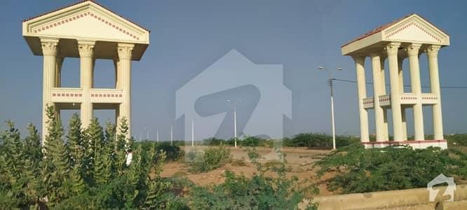 Plot For Sale Muslim City 80 Sq Yards At Northern Bypass Scheme 45 Karachi