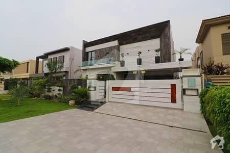 ڈی ایچ اے فیز 6 ڈیفنس (ڈی ایچ اے) لاہور میں 5 کمروں کا 1 کنال مکان 4.7 کروڑ میں برائے فروخت۔