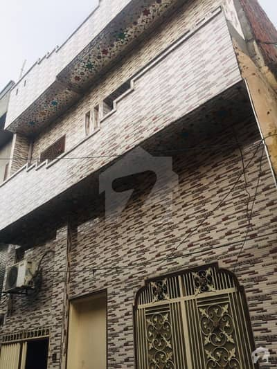 1125  Square Feet Hous Available For Sale At Nowshera Road