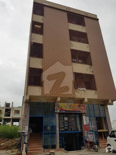 جناح گارڈنز ایف ای سی ایچ ایس اسلام آباد میں 4 مرلہ عمارت 4.5 کروڑ میں برائے فروخت۔