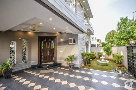 10 Marla Brand New Modren Lavish House For Rent In Phase 5