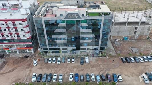 مارول آرکیڈ گلبرگ سوک سینٹر گلبرگ اسلام آباد میں 3 مرلہ دفتر 1.28 کروڑ میں برائے فروخت۔