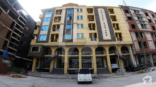 Affordable 3rd Floor Office For Sale In Faisal Square Faisal Town Islamabad