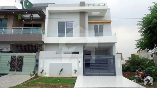 5 Marla House For Sale In N Block Of Formanies Housing Scheme Lahore