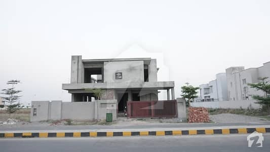 1 Kanal Grey Structure Brand New House For Sale In S Block Of Dha Phase 7 Lahore