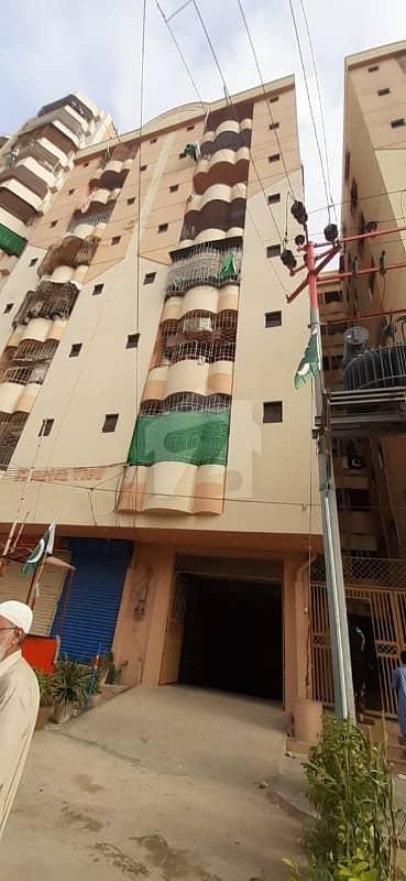 نارتھ کراچی ۔ سیکٹر 11اے نارتھ کراچی کراچی میں 2 کمروں کا 4 مرلہ فلیٹ 60 لاکھ میں برائے فروخت۔