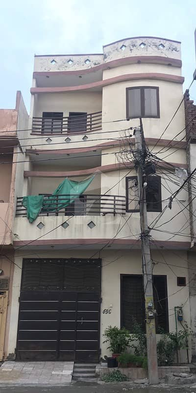 3 Marla House Al Rehman Garden Phase 1 Block C