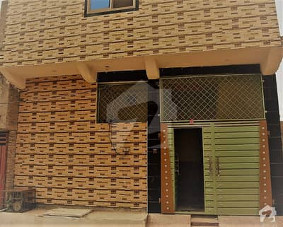 450  Square Feet House In Sargodha To Sillanwali Road For Sale