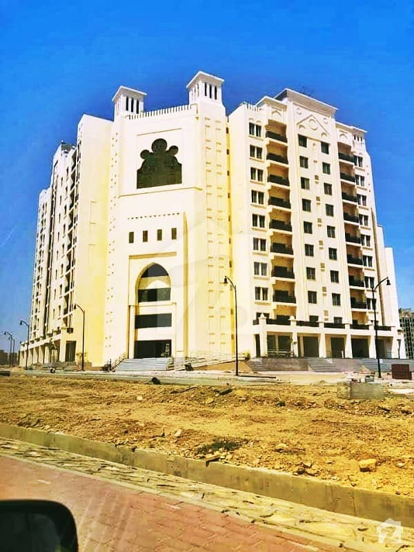 Beautiful Bahria Heights Flat For Sale In Bahria Town