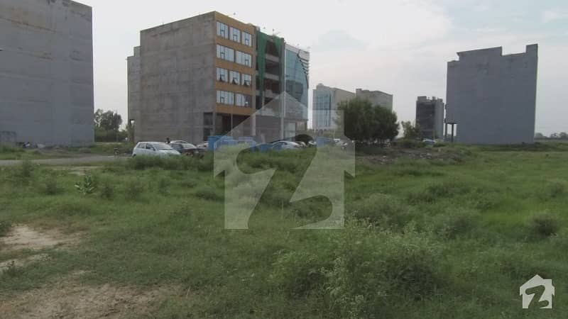 4 Marla  Commercial Plot For Sale In Dha Phase 8 Ccc1
