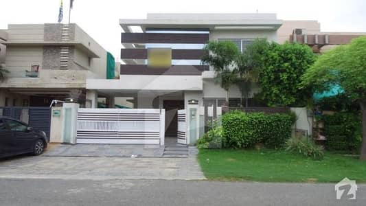 10 Marla Designers House Available For Urgent Rent At Prime Location Of Dha Phase 5