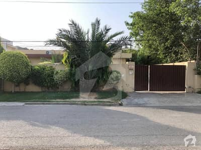 1 Kanal Used House Available In Model Town B Block Lahore