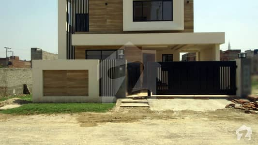 10 Marla House For Sale In Bankers Cooperative Housing Society Lahore