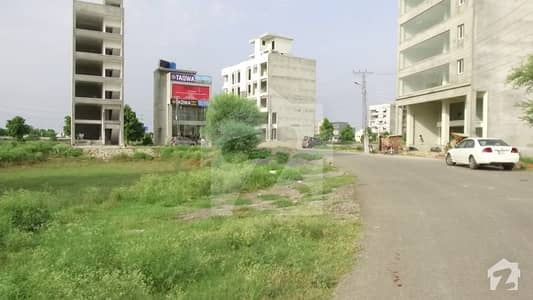 8 Marla Commercial Plot For Sale In Benkers Cooperative Housing Society Lahore
