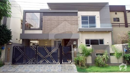 10 Marla House for Sale In G Block Of State Life Phase 1 Lahore