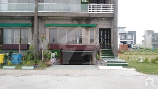 5 Marla Double Storey Brand New House With Basement For Sale In Khayaban E Amin Block L Lahore