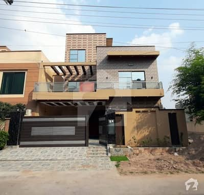 10 Marla House For Sale In N1 Block Of Wapda Town Phase 2 Lahore