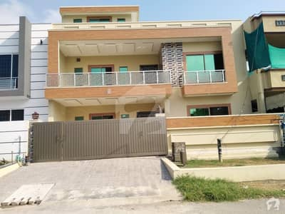 Brand And New Double Storey House At Back Of Main Road