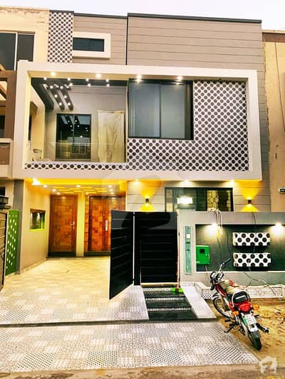 Brand New House For Sale Sector D  Bahria Town  Block Aa