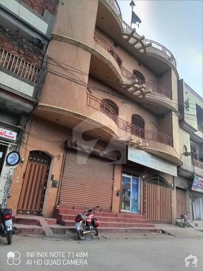 جی ٹی روڈ لاہور میں 7 کمروں کا 11 مرلہ مکان 3 کروڑ میں برائے فروخت۔