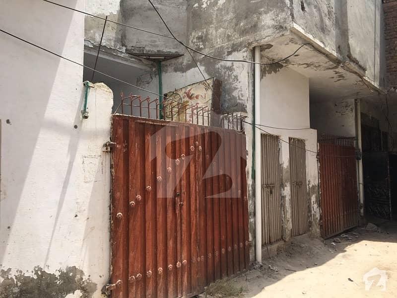 ڈی جی خان روڈ مظفر گڑہ میں 2 مرلہ مکان 18 لاکھ میں برائے فروخت۔