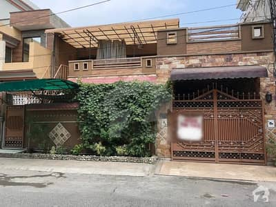 11 Marla Slightly Used House For Sale In G Block Guleshan E Ravi