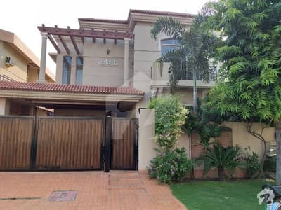 10 Marla Spanish Villas For Rent in DHA Phase 4 Lahore