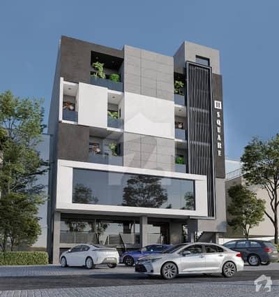 ایف ۔ 17 اسلام آباد میں 2 کمروں کا 4 مرلہ فلیٹ 18.87 لاکھ میں برائے فروخت۔