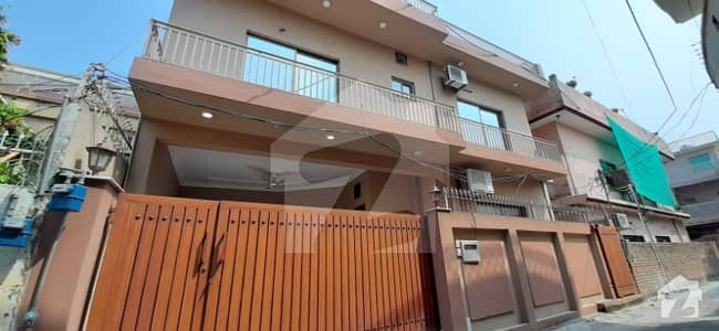 Newly Build 65 Marla Double Storey House For Sale In Rabia Bungalows