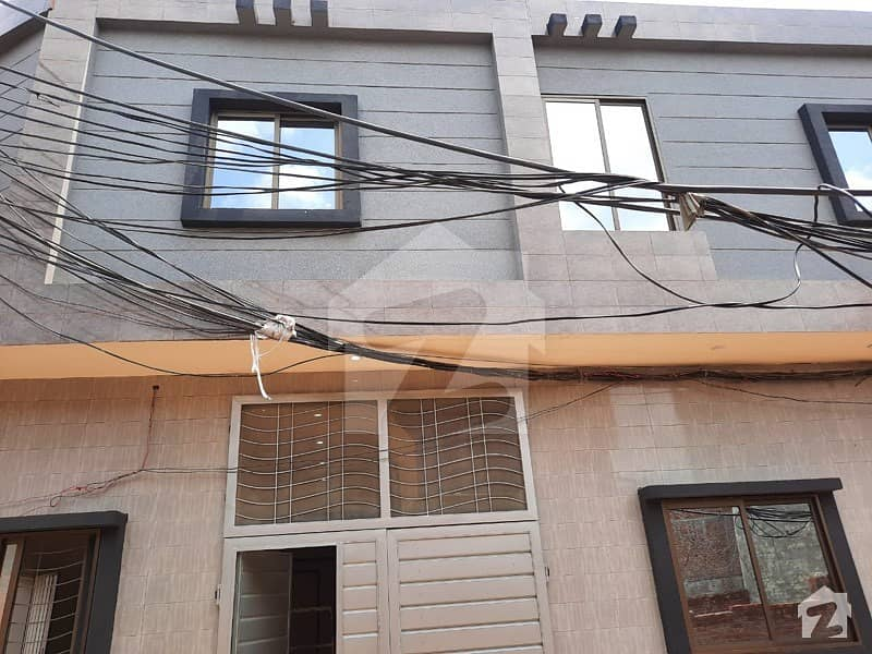 Tayyab Town Brand New 4 Marla House For Sale