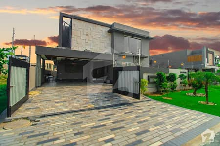 Aijaz Estate Marketing Pvt Ltd Offers One Kanal Brand New Owner Build Solid House For Sale In Dha Phase 7 In Reasonable Price