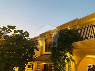 22 Marla Luxurious House For Sale MDA Chowk