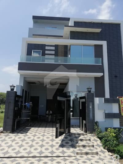 5 Marla Most Beautiful Double Storey House Self Construction With Possession For Sale In Block L