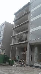 4 Marla Superb Location Plot For Sale In Phase 7 DHA Lahore