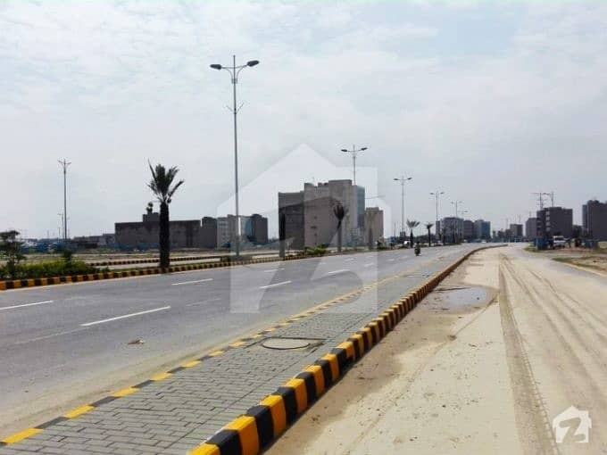 4 Marla Commercial Plot For Sale In Z2 Phase 8 Dha Lahore