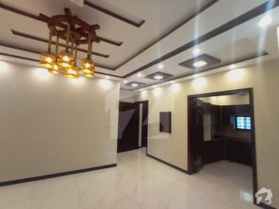 10 Marla Brand New House Is Available For Sale In Tariq Garden Lahore