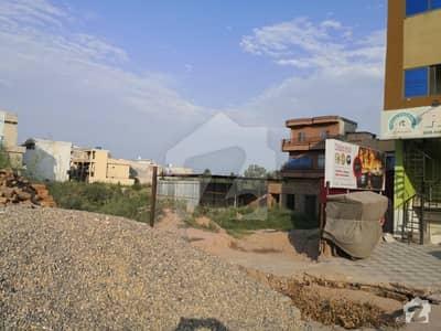 1 Kanal Commercial Plot With 18 Marla Extra Land Main Road