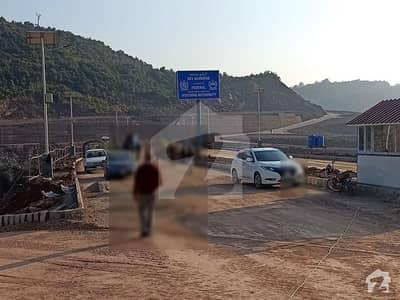 کوممونیرس اسکائی گارڈنز اسلام آباد میں 6 مرلہ پلاٹ فائل 5 لاکھ میں برائے فروخت۔