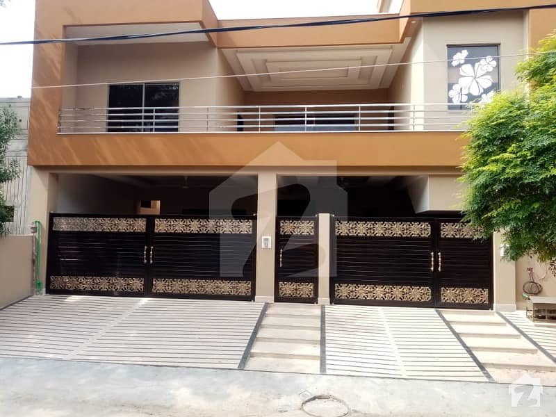 A Brand New Extra Ordinary Out Class Luxurious Bungalow In Hot Location Of People Colony No 2
