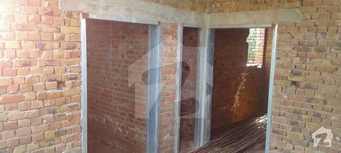 Prime Location Corner Grey Structured Lower Half House For Urgent Sale